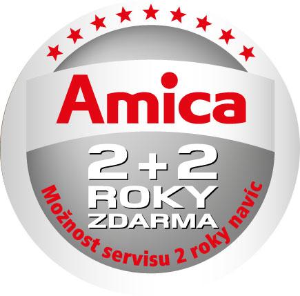 Akce AMICA 2+2 roky záruka